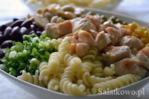 Salatki Z Kurczakiem Przepisy Na Pyszne Salatki Z Kurczakiem