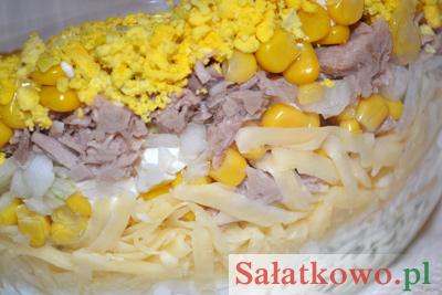 Salatka Z Tunczyka Przepis